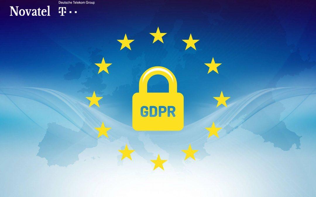Технически решения за бързо внедряване на GDPR