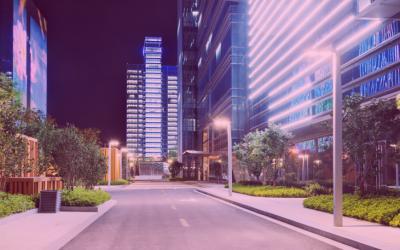 Умно улично осветление / Smart Street Lighting