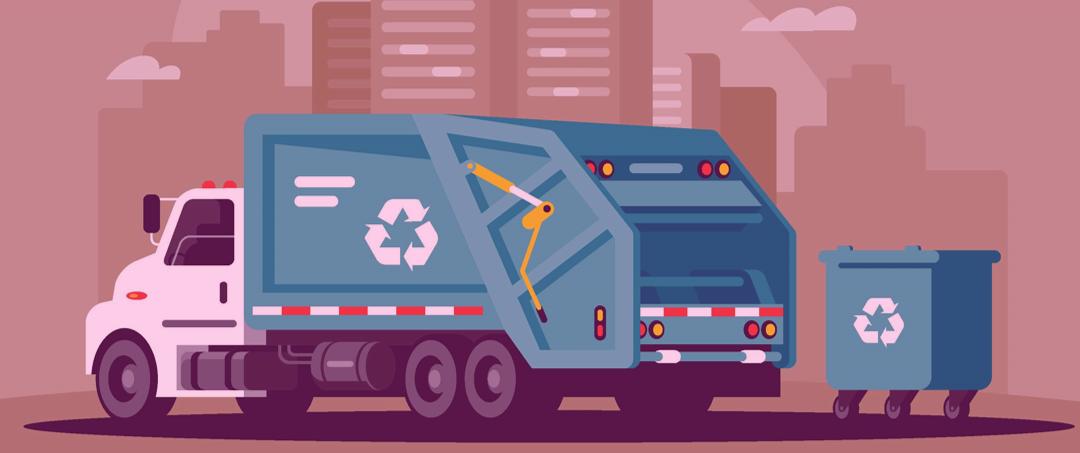 Интелигентно управление на отпадъците